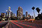 Order Prints of Photo of Downtown Los Angeles by Studio 3-G