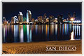 Order Photo Postcards of San Diego Bay
